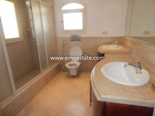 Villa For Rent In Katameya Heights Real Estate